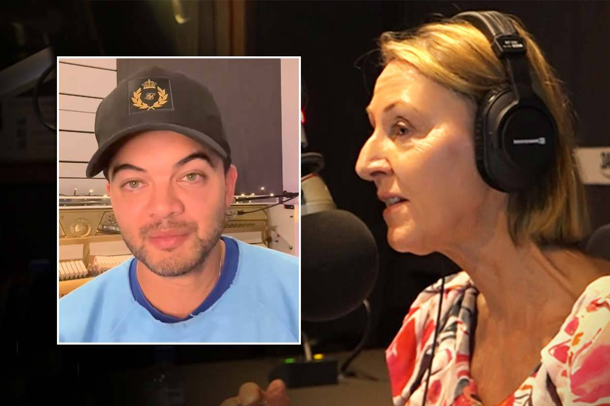 Article image for Dee Dee slams Guy Sebastian for 'irresponsible' vaccine message