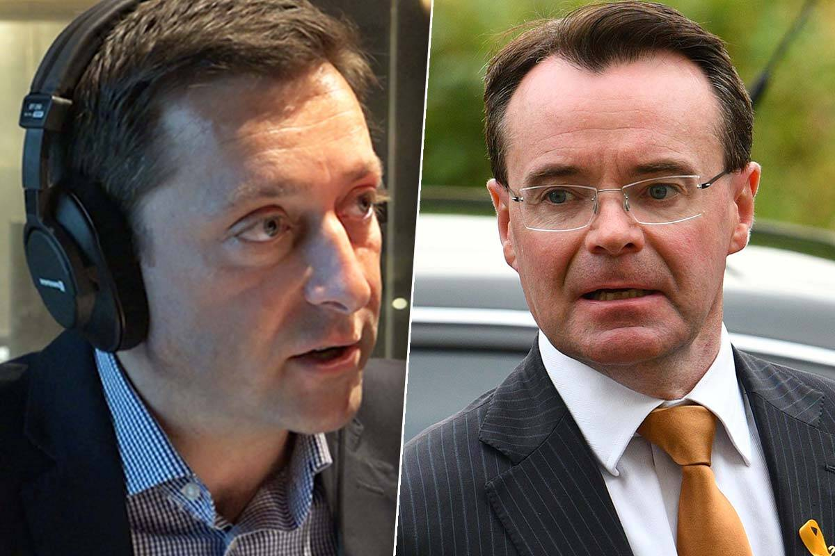 Article image for What Neil Mitchell knows about Matthew Guy's Liberal coup
