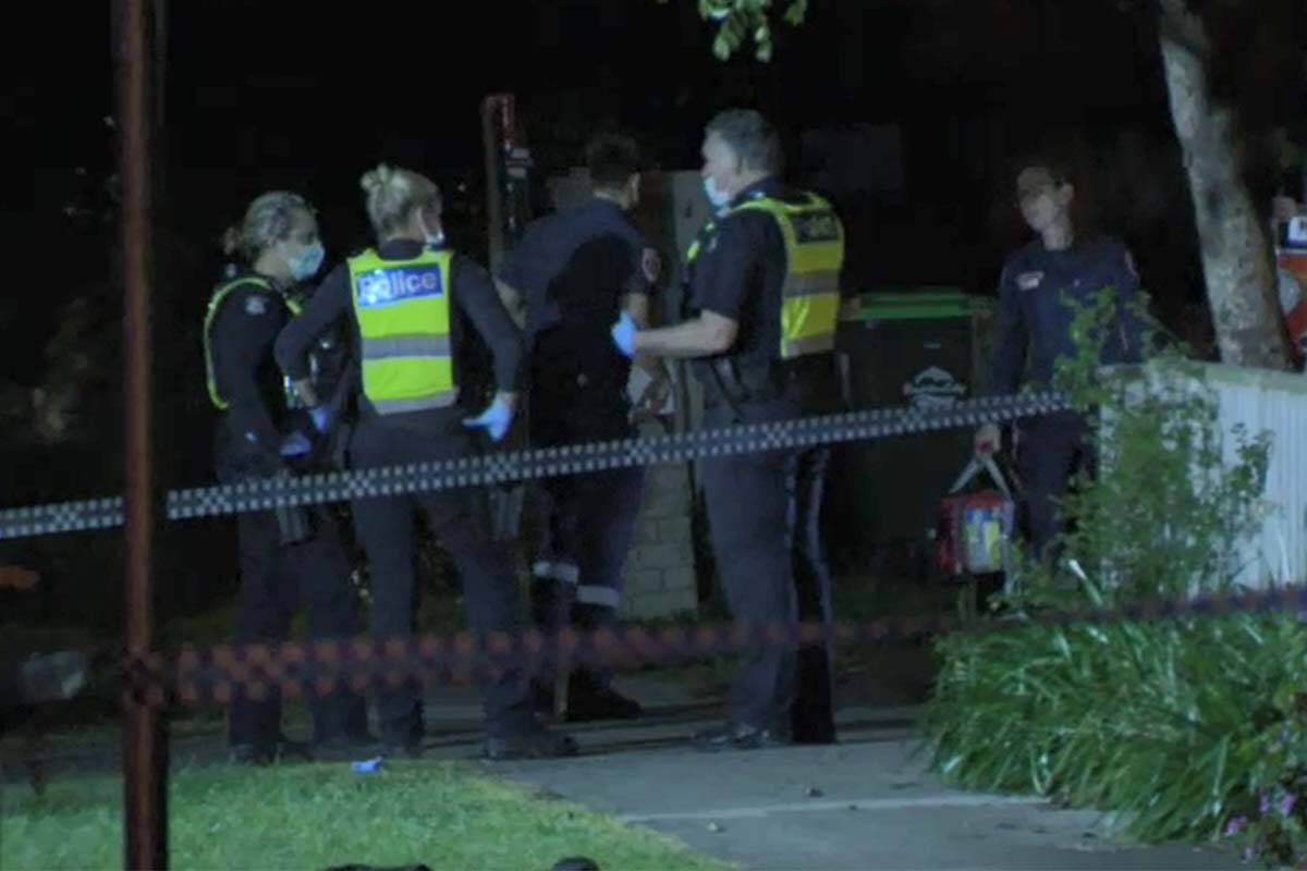 Article image for Man fatally stabbed in scuffle at a Frankston home