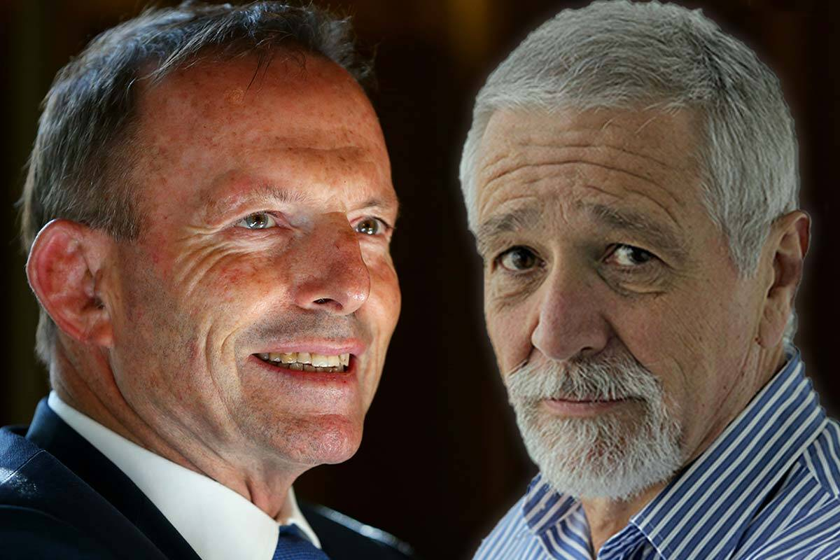 Article image for Neil Mitchell says Tony Abbott was 'very, very wrong' to defend Shrine of Remembrance protest
