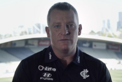 What Michael Voss thought his 'point of difference' was in Carlton appointment