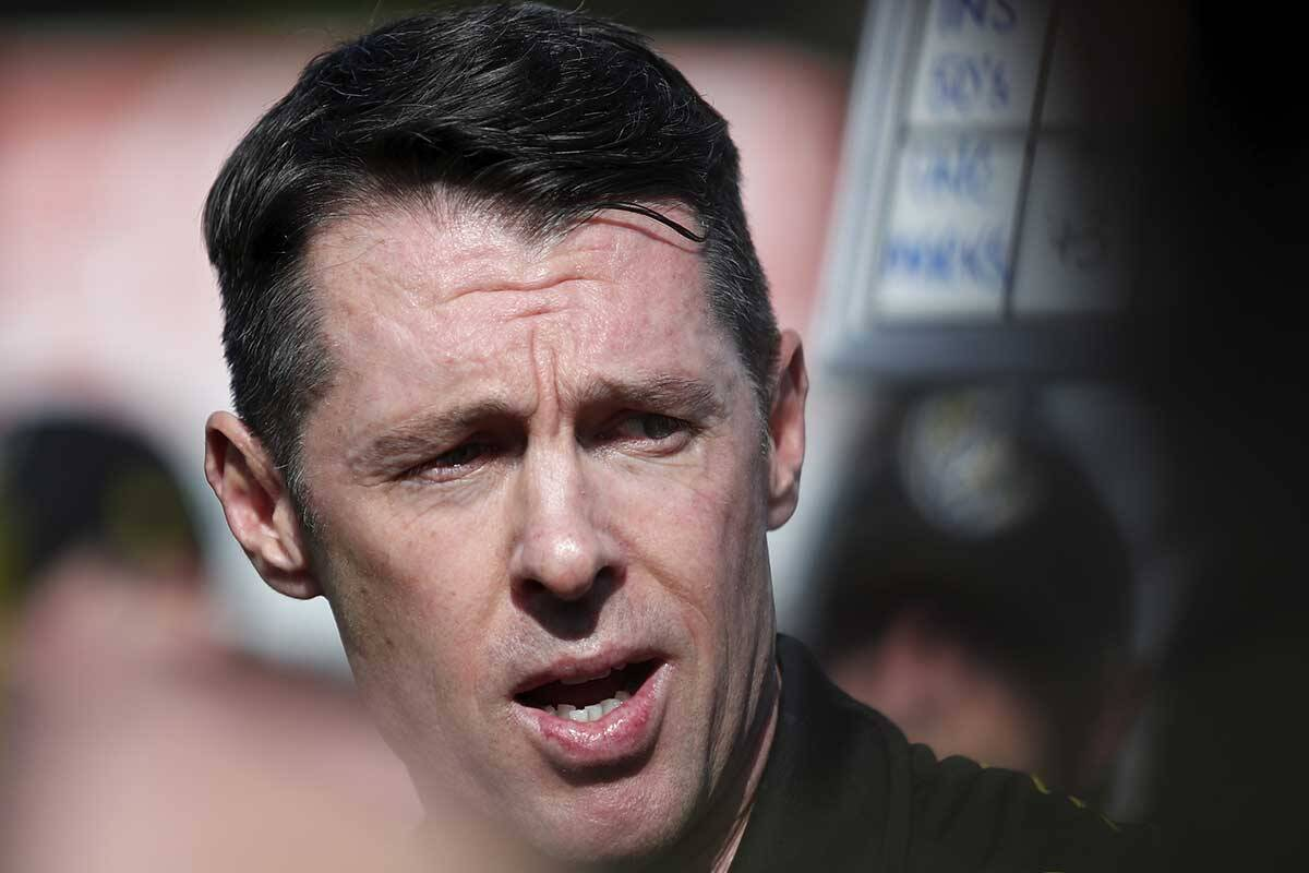 Article image for New Collingwood coach's 'guarantee' to Magpie fans