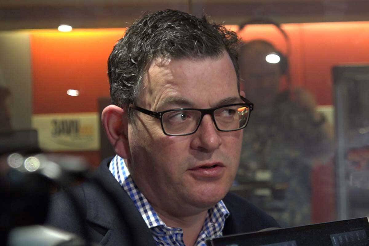 Article image for Daniel Andrews details latest 'modest' changes to COVID-19 restrictions