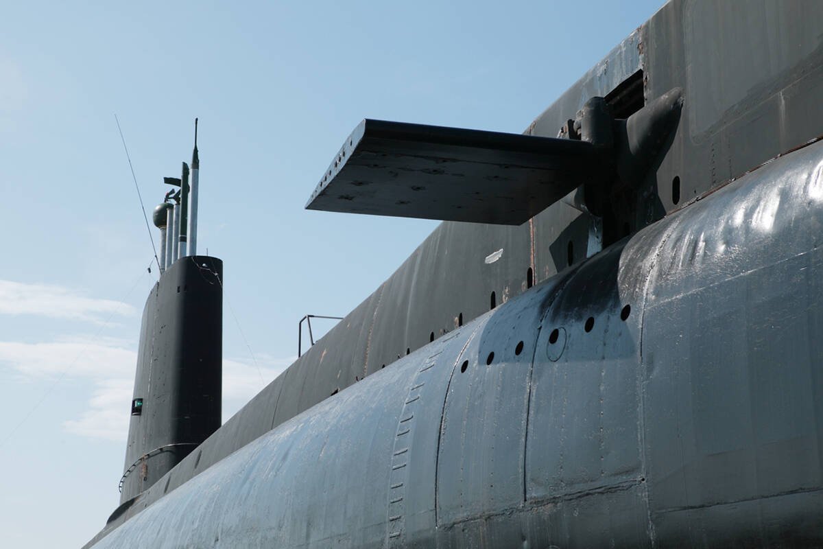 Article image for Why shifting to nuclear-powered submarines will be 'a hugely complex task'