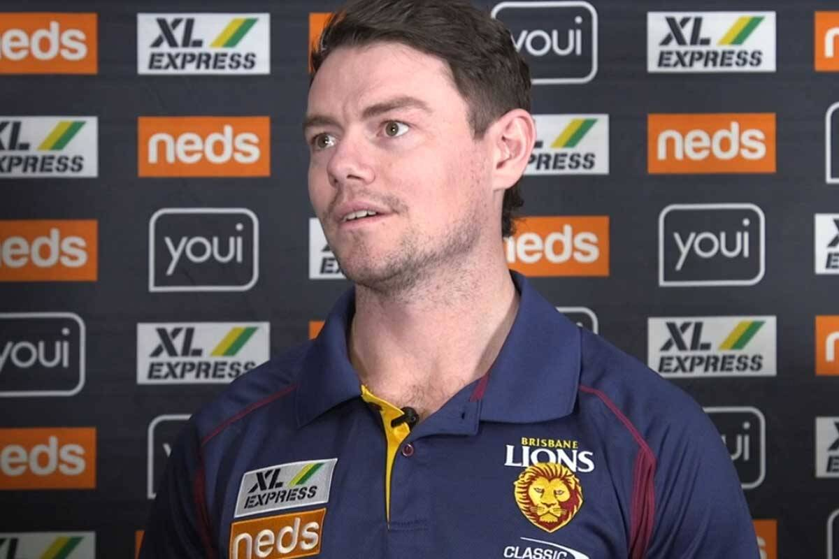 Article image for Lachie Neale says he is staying with the Brisbane Lions