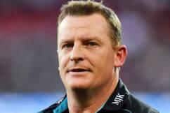 Michael Voss is Carlton's new coach