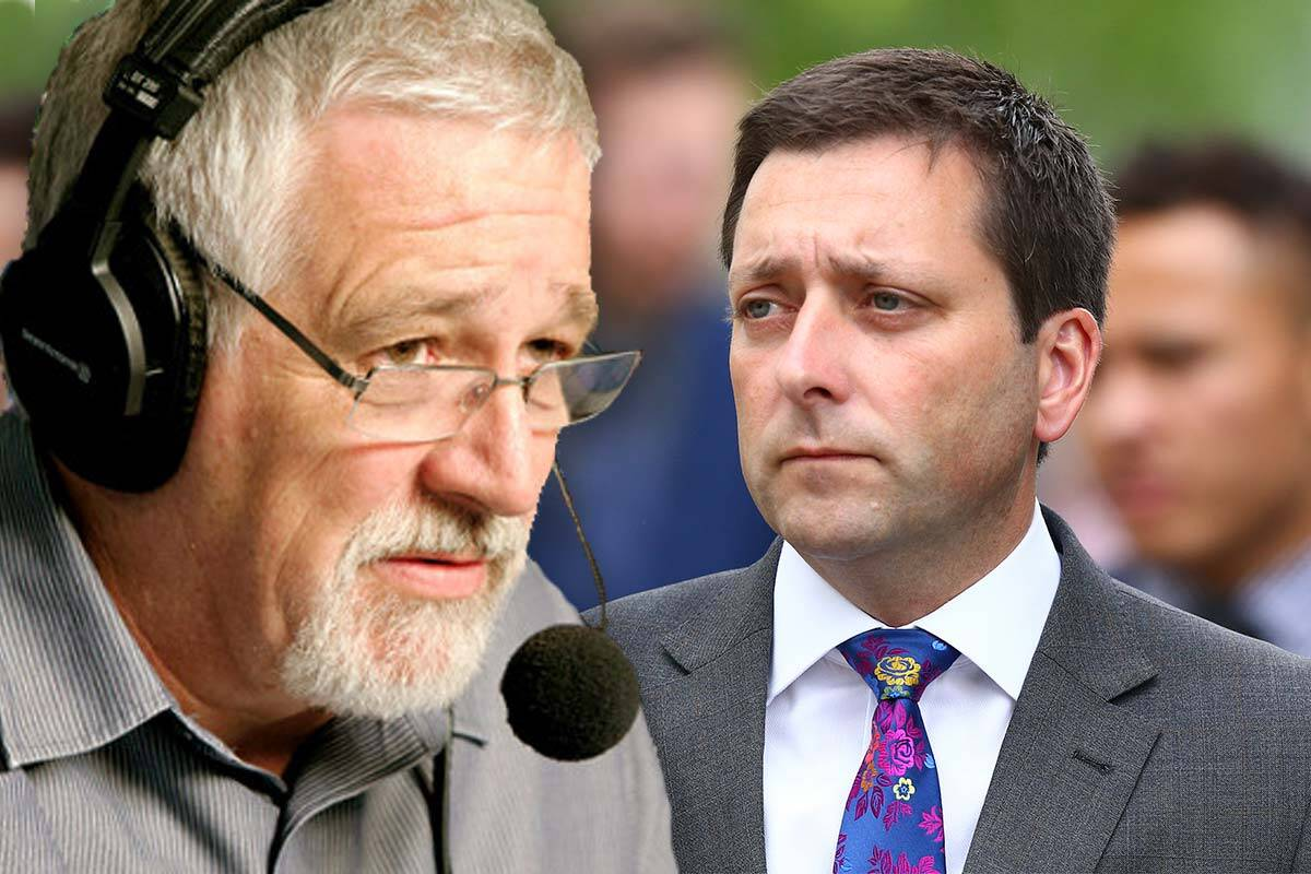 Article image for Neil Mitchell's advice to Matthew Guy as leadership challenge looms