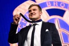 Ollie Wines and the Brownlow reaction he 'almost shed a tear' over