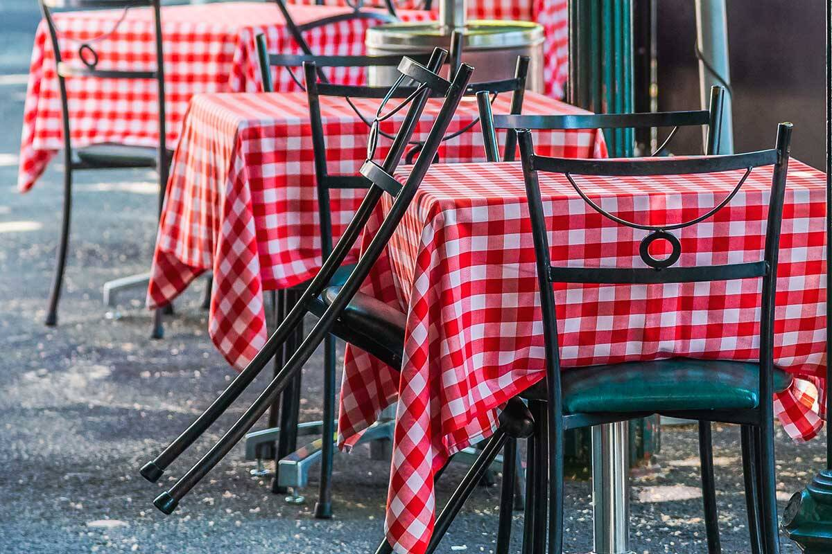 Article image for Hospitality sector urges government to allow outdoor dining
