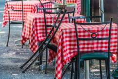 Hospitality sector urges government to allow outdoor dining
