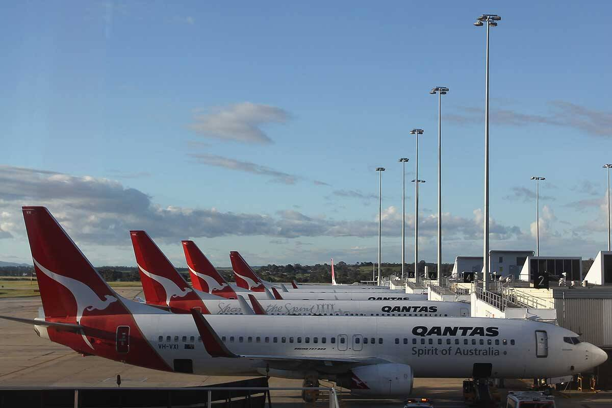 Article image for Qantas sets ambitious pre-Christmas target for international travel