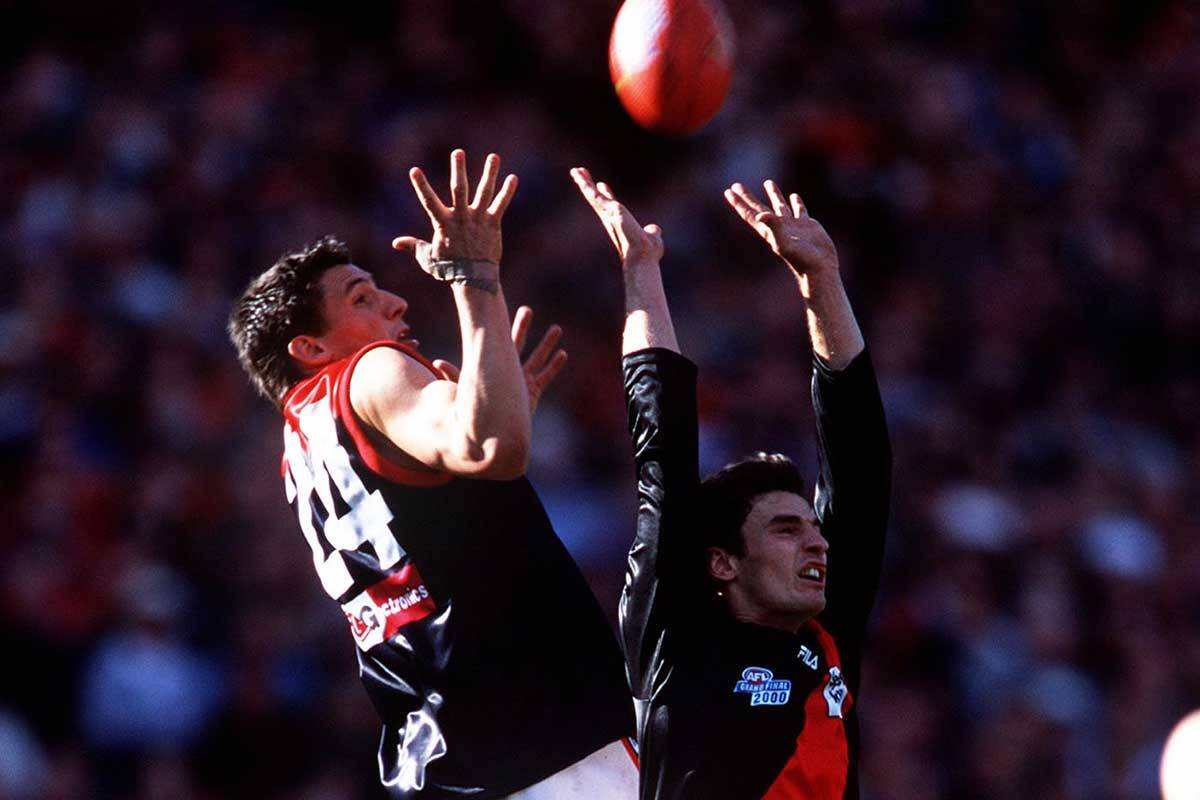 Article image for Former Melbourne star backs Demons to snap premiership drought