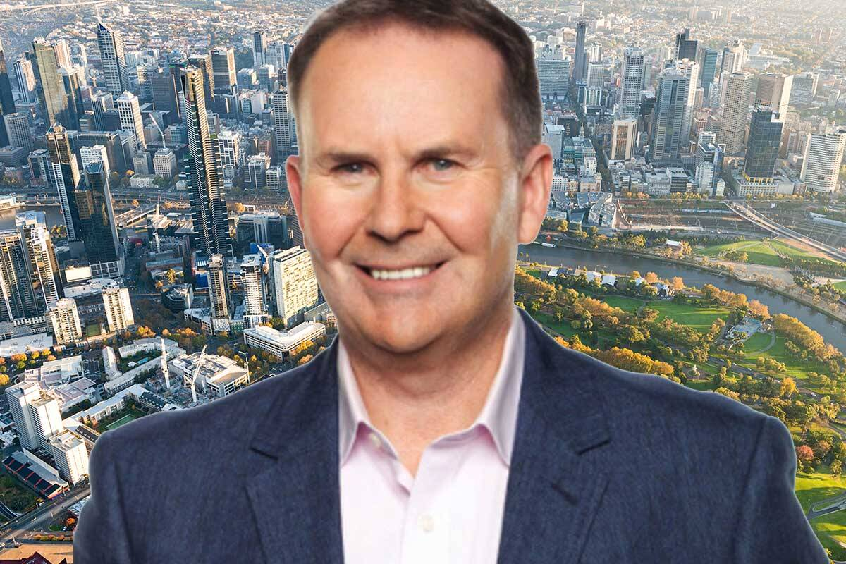 Article image for Tony Jones reflects on the 'extremely sad' situation in Melbourne