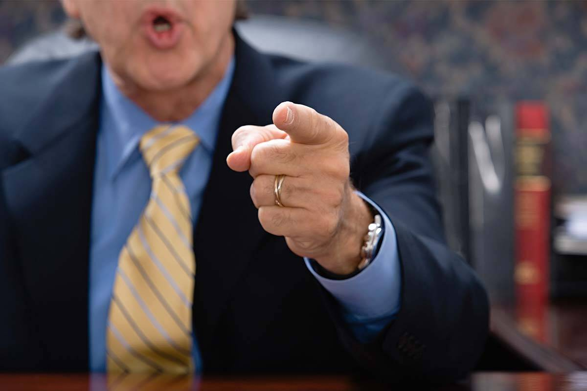 Article image for Yelling in the workplace: Is it ever ok in 2021?