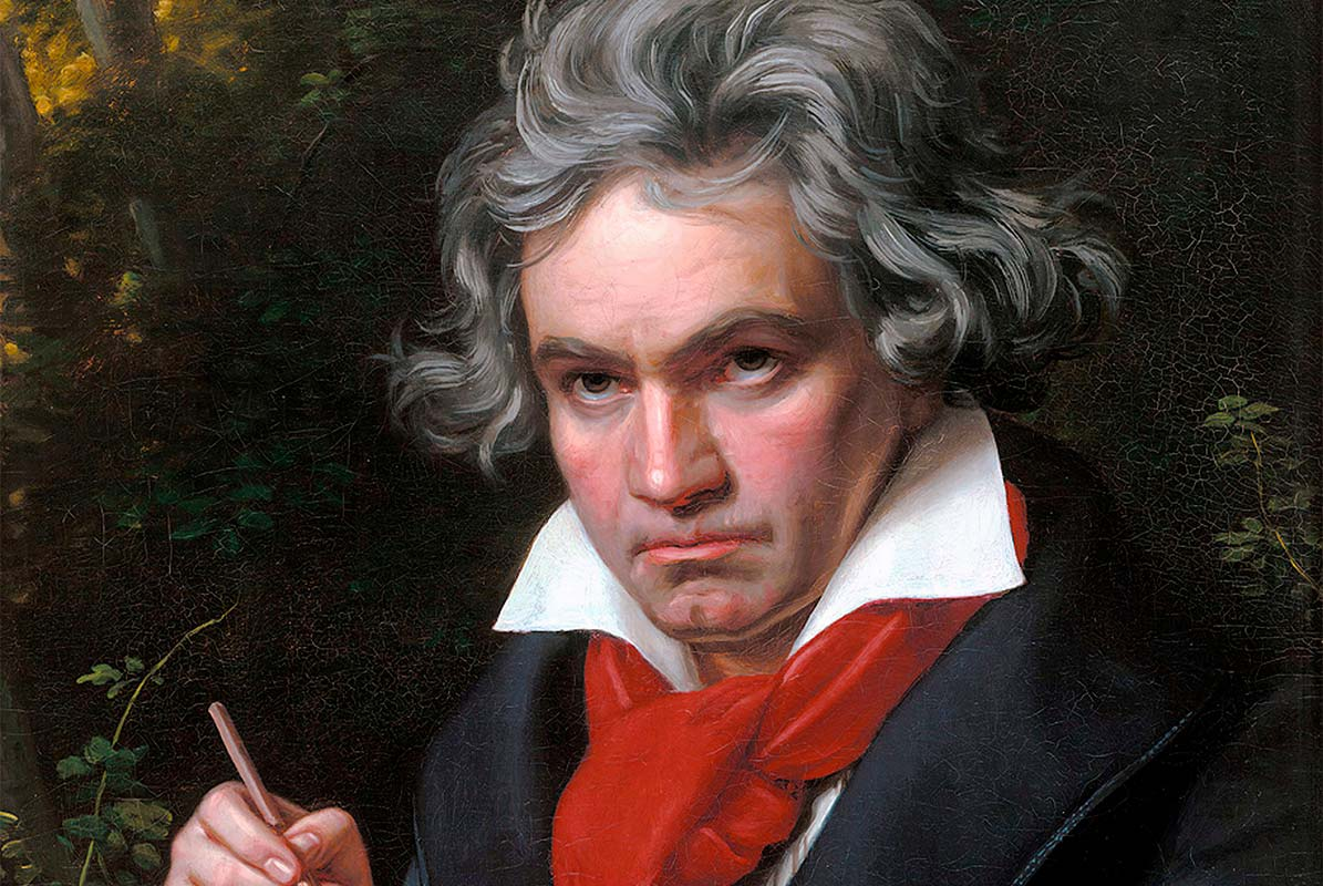 Article image for How artificial intelligence completed Beethoven's unfinished tenth symphony