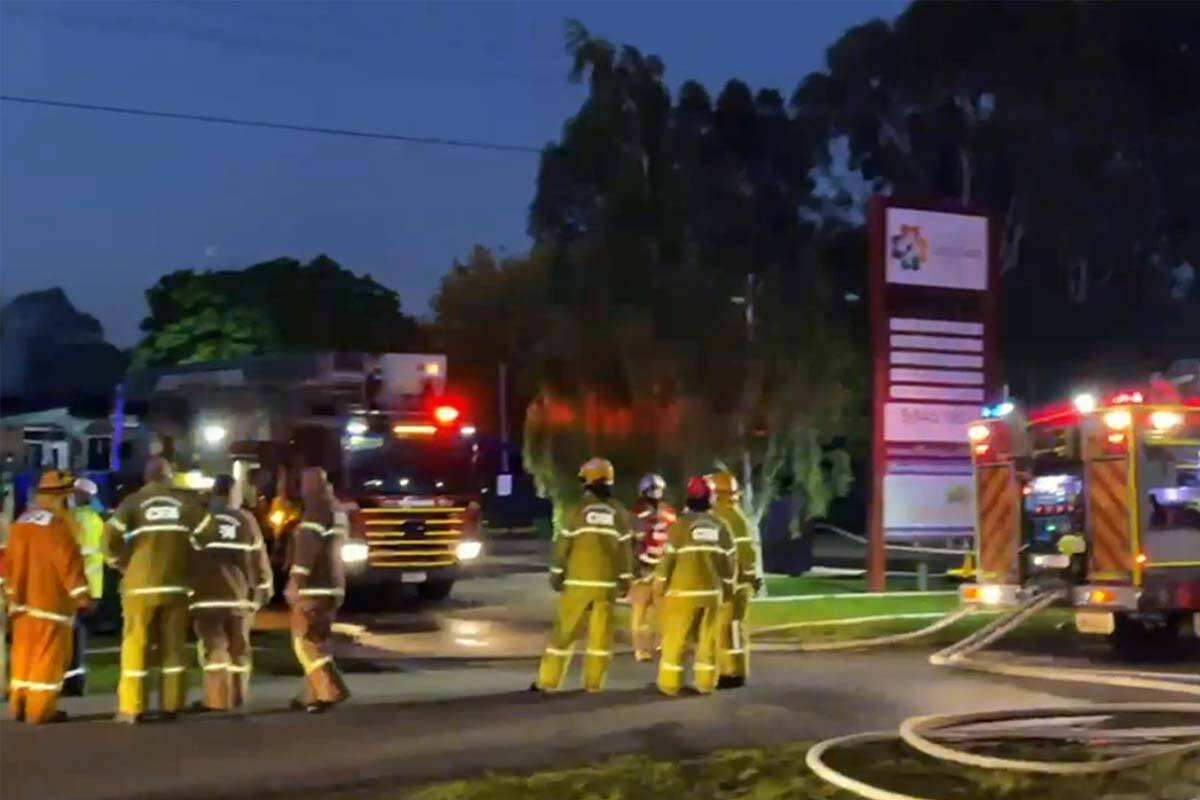 Article image for Fire breaks out at childcare centre in Melbourne's south-east