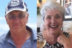 Police zero in on theory about disappearance of campers Russell Hill and Carol Clay