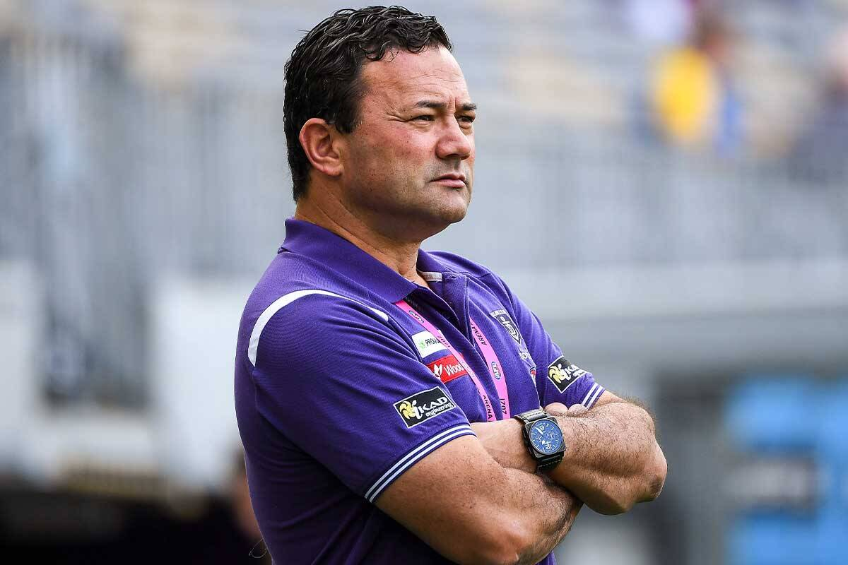Article image for Fremantle's footy boss responds to recent Lachie Neale reports