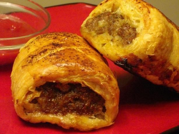 Article image for Dining with Grubby – Sausage Rolls