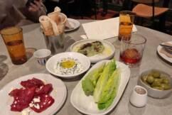 Sofia Levin reviews: A midnight dinner at Rumi!